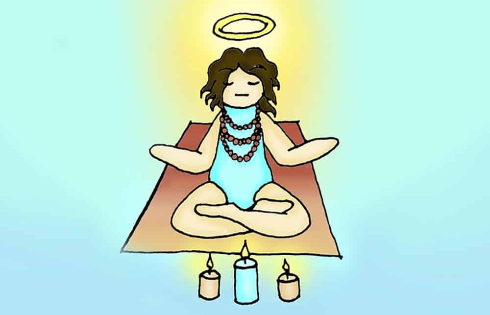Meet the Spiritual Self with Voice Dialogue