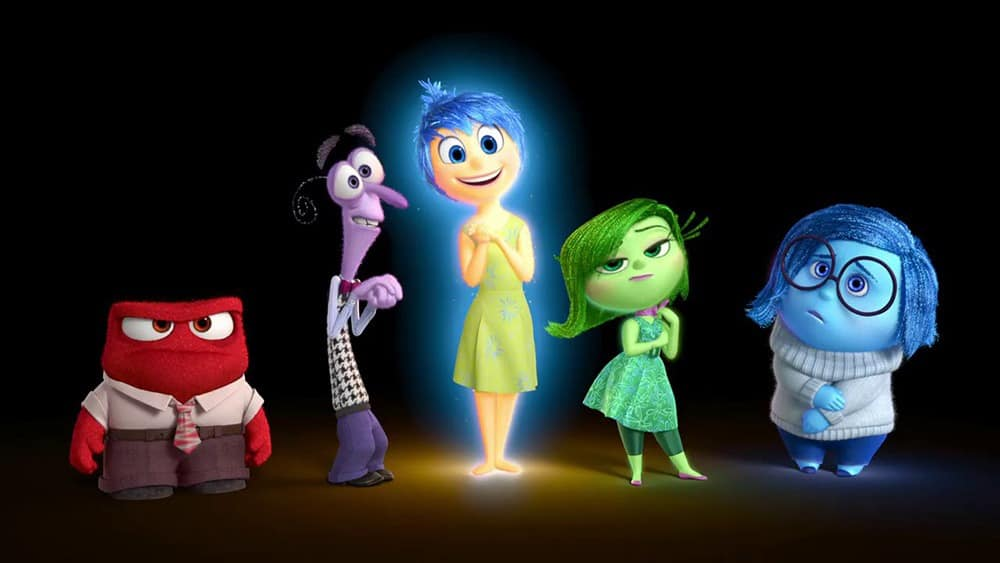 Inside Out Movie | Inner Selves, Emotions