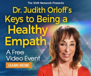 Dr Judith Orloff's FREE webinar Keys to Being a Healthy Empath