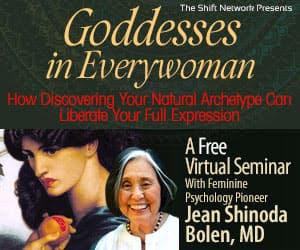 Jean Shinoda Bolen Goddesses in Every Woman FREE Webinar